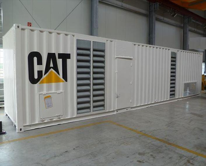 2005 Caterpillar G3512 Generator Set