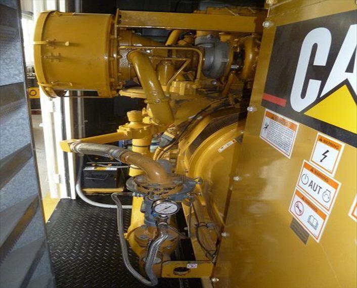 2005 Caterpillar G3512 Generator Set