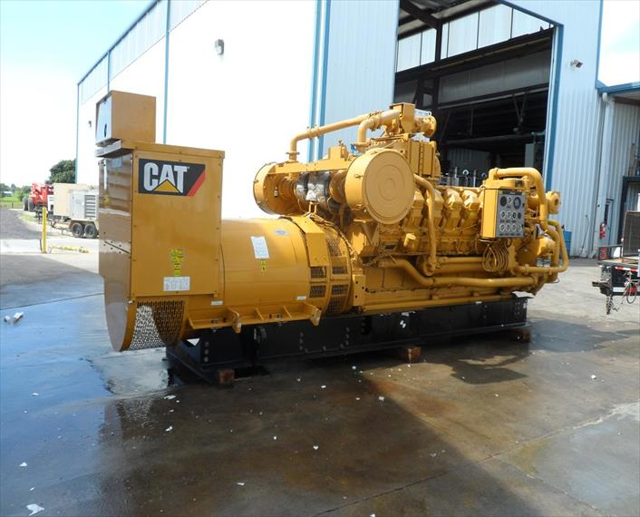2008 Caterpillar G3516 SITA Generator Set