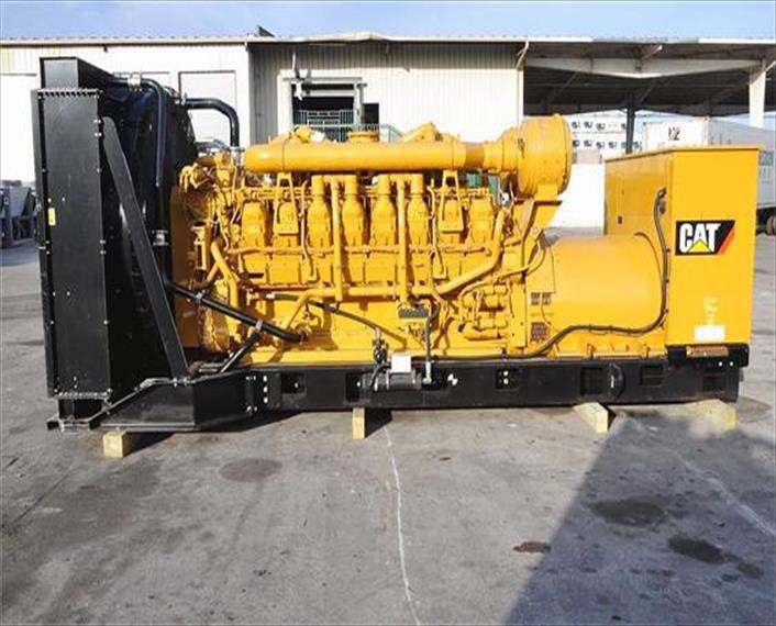 2008 CAT 3516B Generator