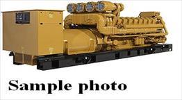 2012 Caterpillar C175 Generator Set
