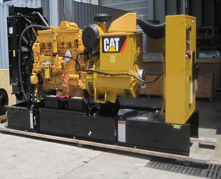 2012 Caterpillar 3406 DITA Generator Set | IMP