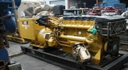 Caterpillar C18 Generator Set