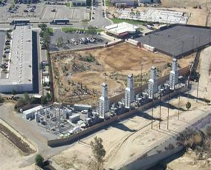 GE GE10 Power Plant