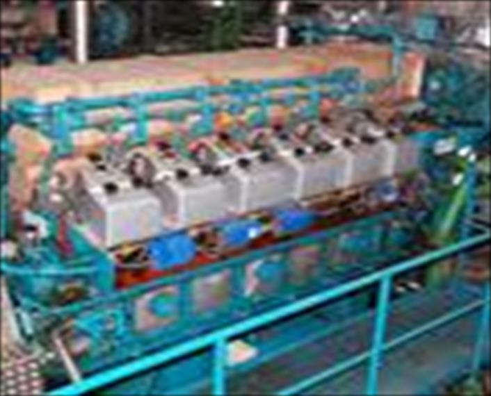 Wartsila 12V25 Power Plant