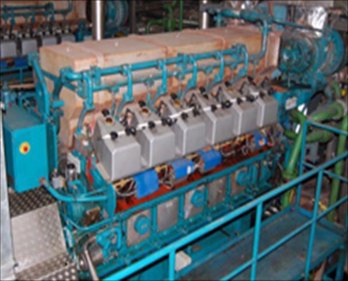 Wartsila 12V25 Generator Set | IMP