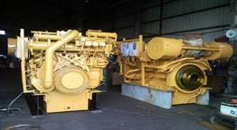 2001 Caterpillar 3512B DITA  Engine
