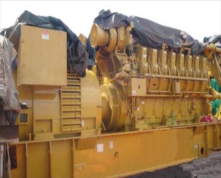2008 Caterpillar G3616 Generator Set