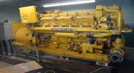 Caterpillar 398B Generator Set