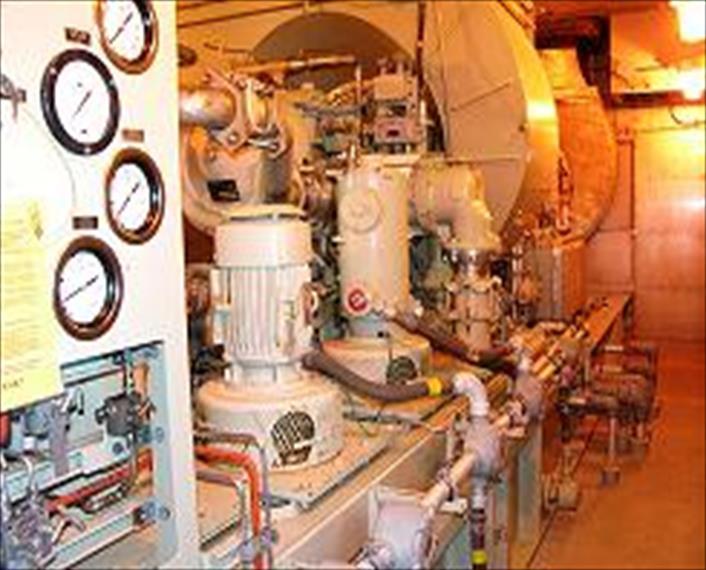 1997 Solar Mars 90 Power Plant