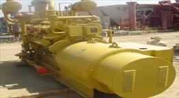 Caterpillar G398TA Generator Set