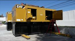 2007 Caterpillar C15 Generator Set