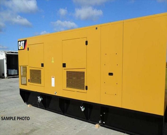 2011 Caterpillar C18 Generator Set