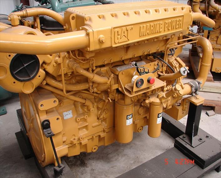 2009 Caterpillar C12 Engine