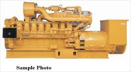 2014 Caterpillar G3516 Generator Set