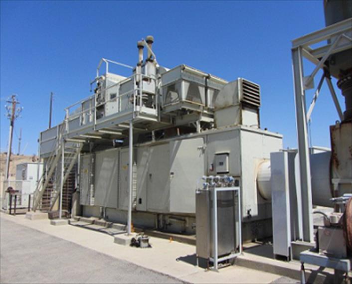 Solar Centaur 50 Eh 5701 59 Generator Set Imp