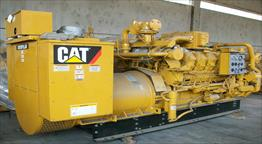2008 Caterpillar G3512 Generator Set