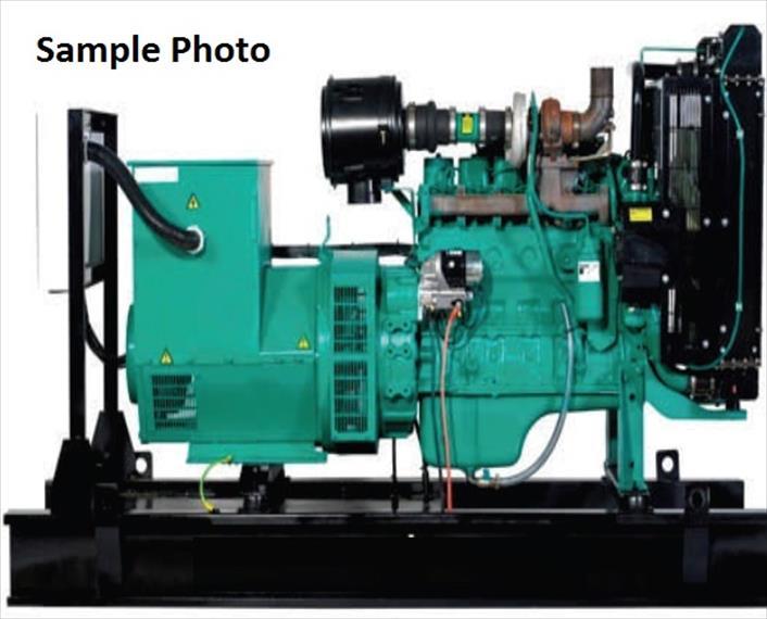 Cummins 6BTAA5 9G3 Generator Set