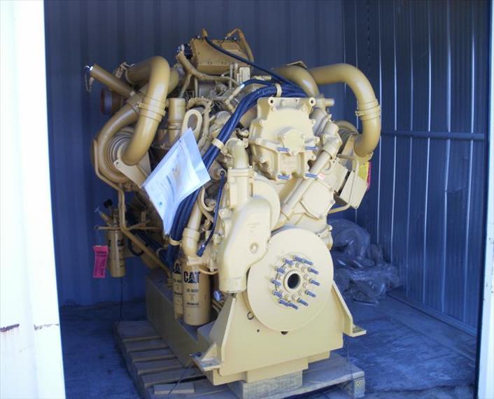 MadetoOrder CAT 3412 Engine