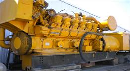 1993 Caterpillar 3512 Generator Set