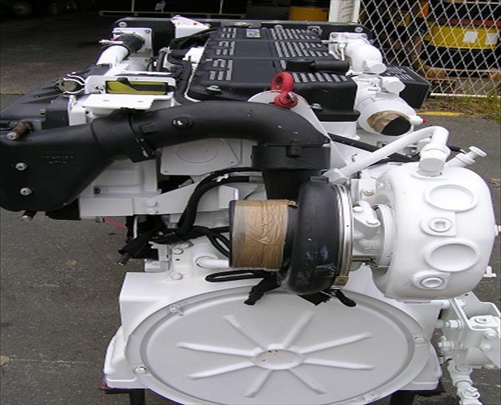2005 Caterpillar 3406E DITA Engine   IMP