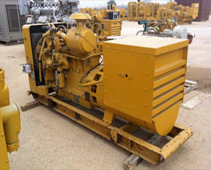 Caterpillar G3306 SINA Generator Set