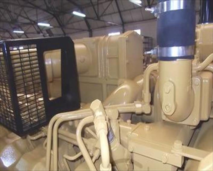 1998 Caterpillar 3508B Generator Set