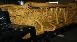 2011 Caterpillar 3516B Generator Set