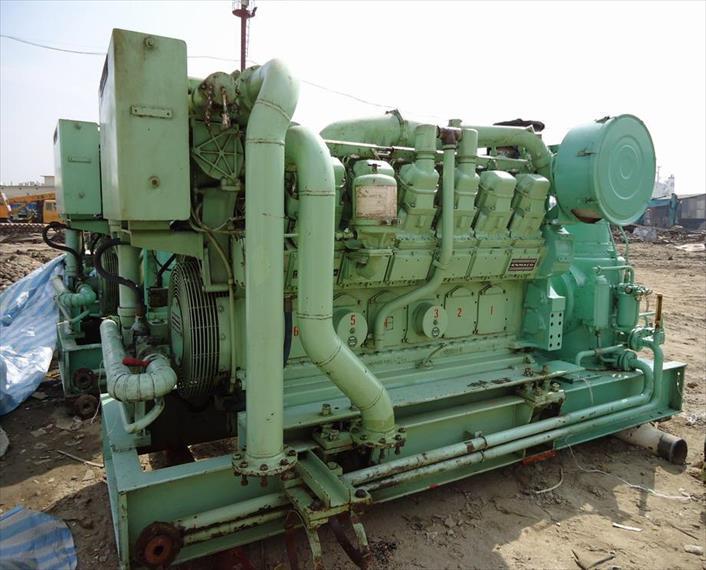 Caterpillar 3512 STD Engine | IMP