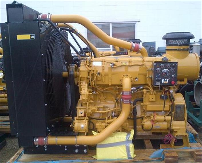 2012 Caterpillar C18 Engine   IMP