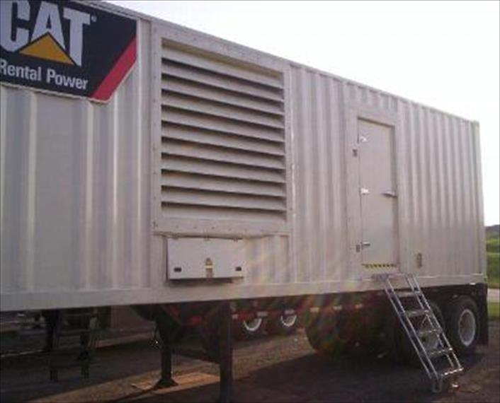 2007 Caterpillar XQ1000 Generator Set