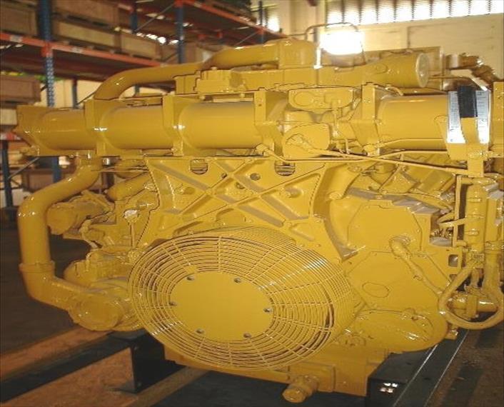 2007 Caterpillar G3508 Generator Set