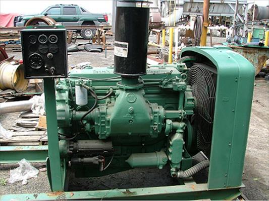 Detroit MTU 671 Engine | IMP