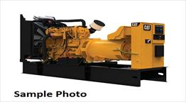 CAT C15 Generator Set