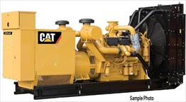 2011 Caterpillar C27 Generator Set