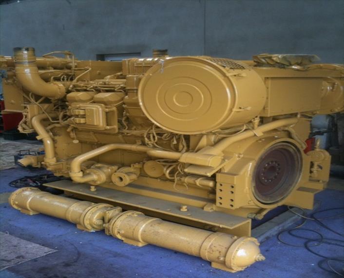 1995 Caterpillar 3508B Engine