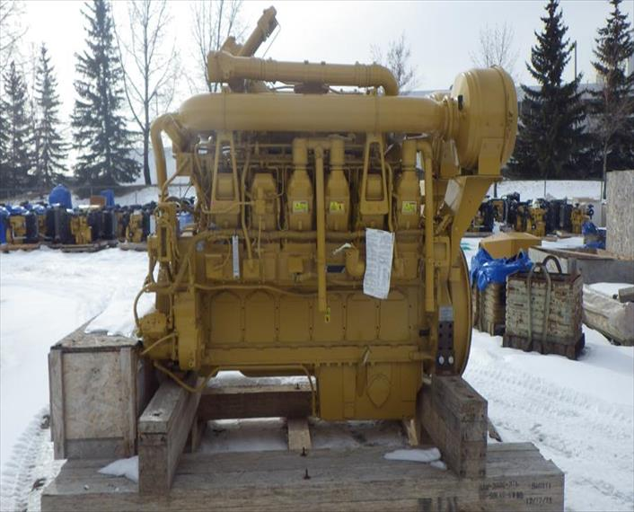2012 Caterpillar 3512C HD Engine