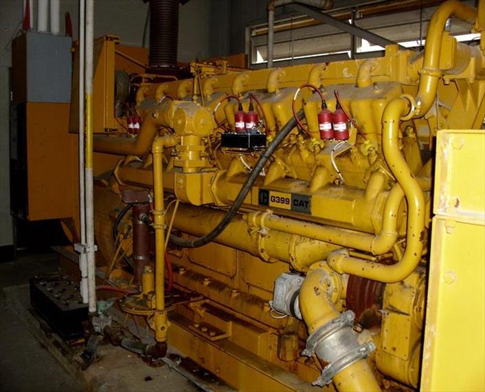Caterpillar G399 Generator Set | IMP