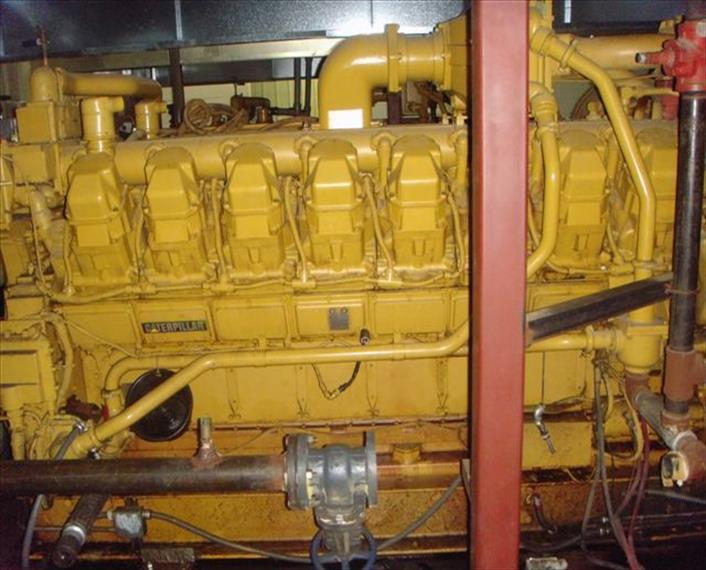 Caterpillar G3516 Generator Set