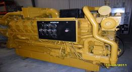Caterpillar G3516 Generator Set
