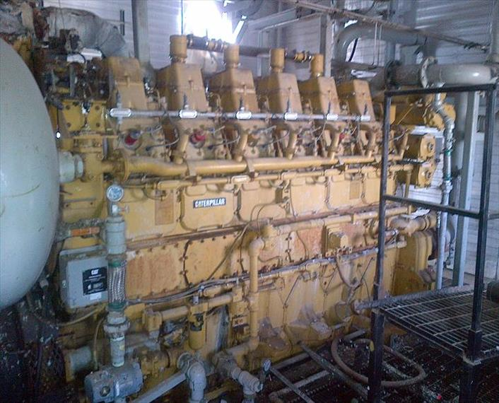 Caterpillar G3606 Engine