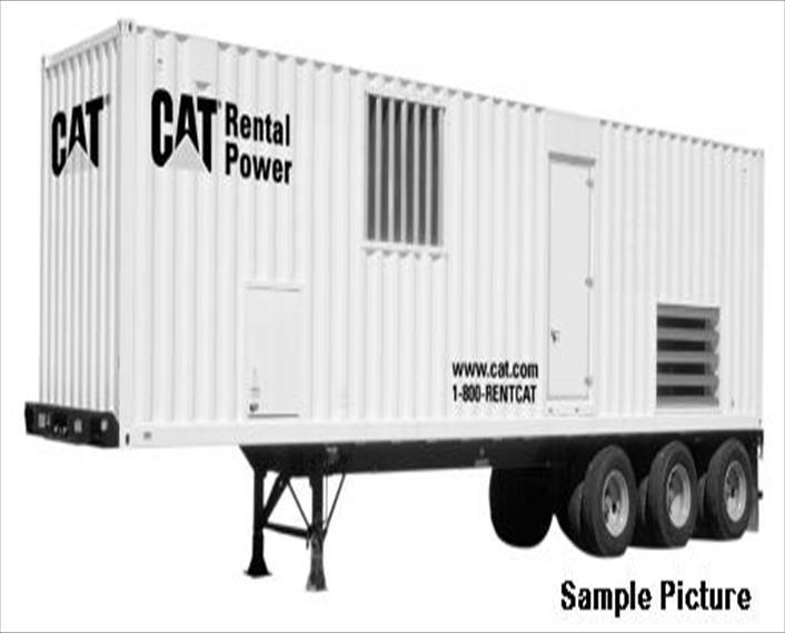 Caterpillar XQ2000 Generator Set