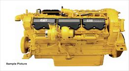 2011 Caterpillar C32 ACERT Engine