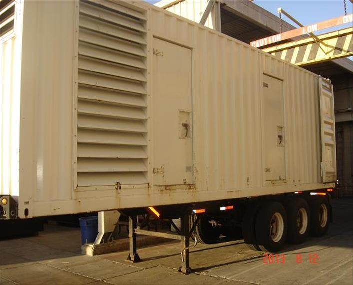 2007 Caterpillar XQ1000 Generator Set