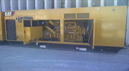 Caterpillar 3412 Generator Set