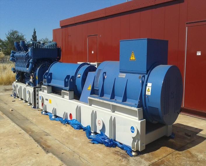 2008 MTU 16V4000 G83 Generator Set | IMP