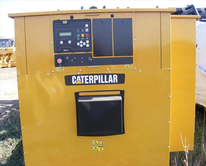 2010 Caterpillar 3512C Generator Set