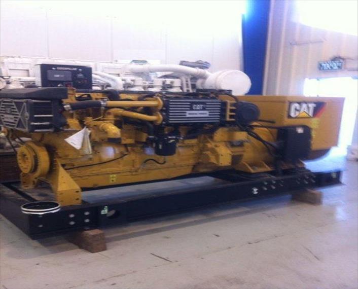 2008 Caterpillar C18 Generator Set