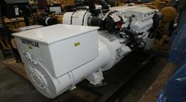 2013 Caterpillar C9 Generator Set