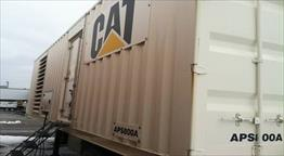 2006 Caterpillar XQ800 Generator Set